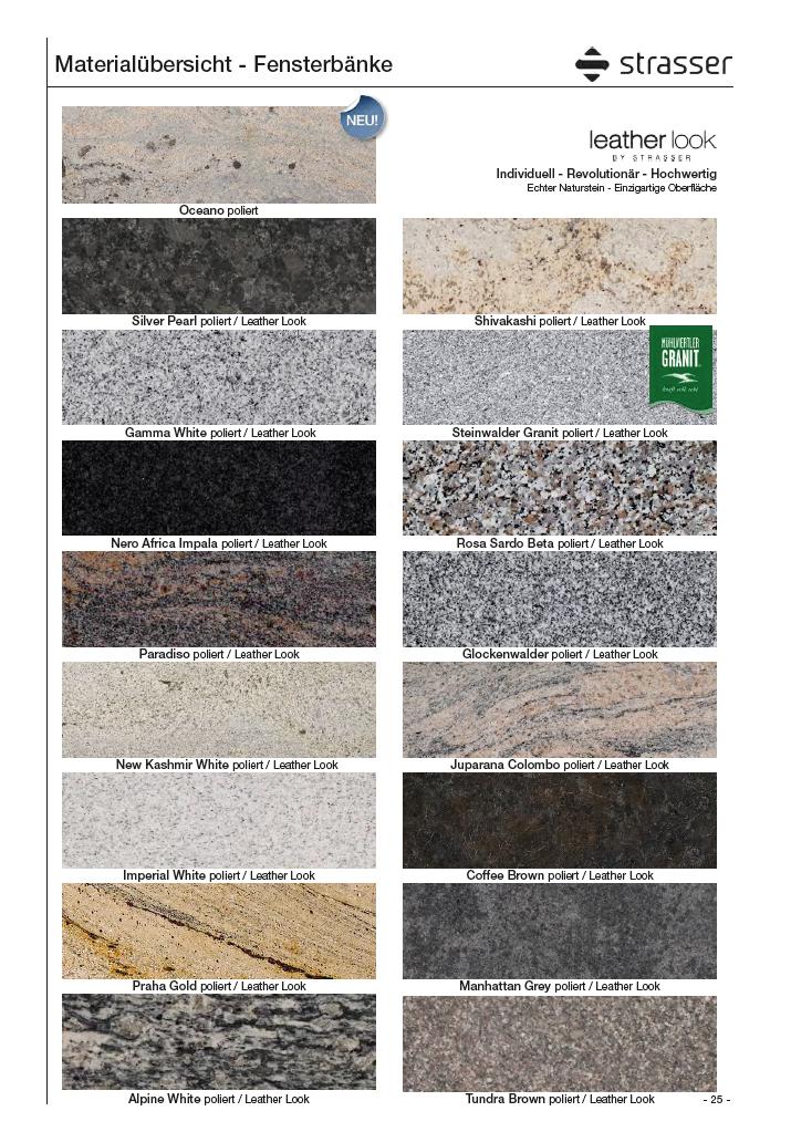 Fensterbank Holz Produktsuche ~ Fachhandel  ÖBAU Egger  STRASSER Materialübersicht